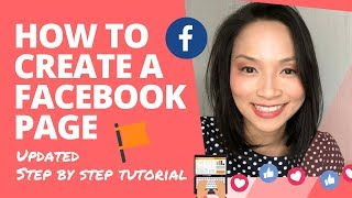 How to create a Facebook page for your business - Step by step tutorial (updated)