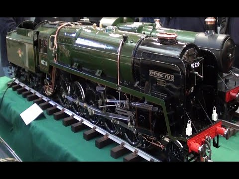 London Model Engineering Exhibition - 2020