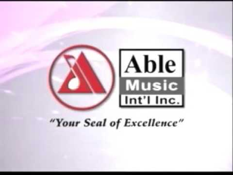 Able Music International, inc ke logo
