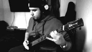 Avenged Sevenfold - Unholy Confessions (Guitar Cover) Backing Track