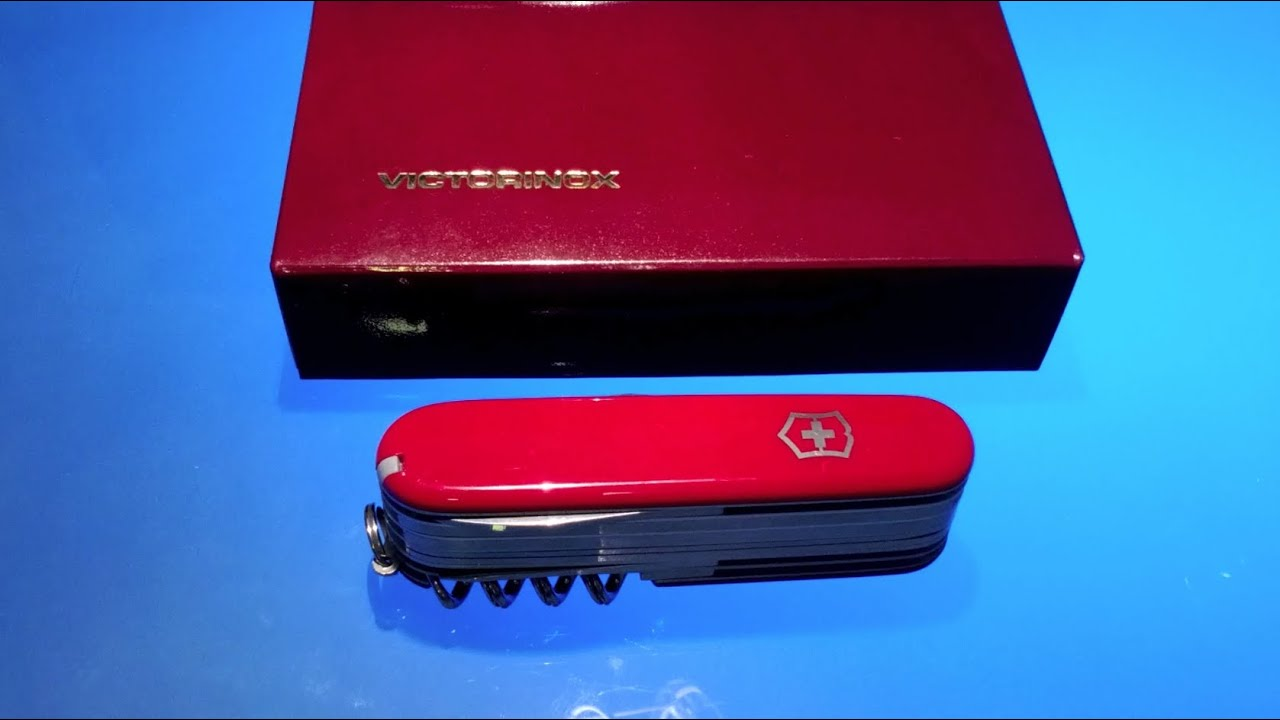 Victorinox Champion Early Swisschamp Swiss Army Knife