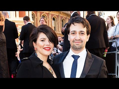 Lin Manuel Miranda Welcomes Baby #2 With Wife Vanessa Nadal — See 1st Pic Of Their Son