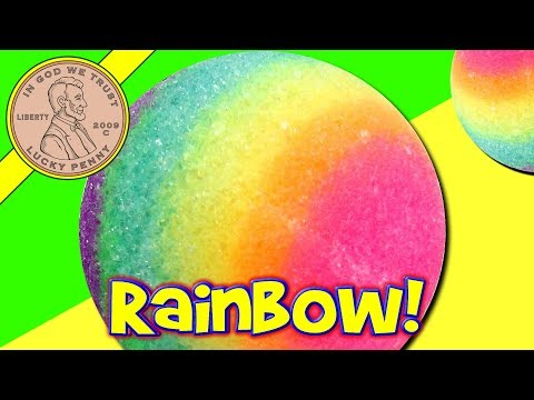 Ball Wizard Ball Maker Kit, Giant Rainbow Ball! - Ball Making Kit How To make A Super Ball