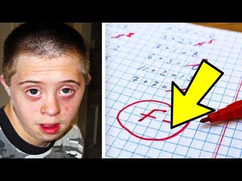 Аутичный мальчик Провалил Все Экзамены, А Его Мать Получила Странное Письмо…Что В НЕМ