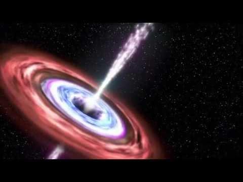 Schwarze Löcher Im Weltall