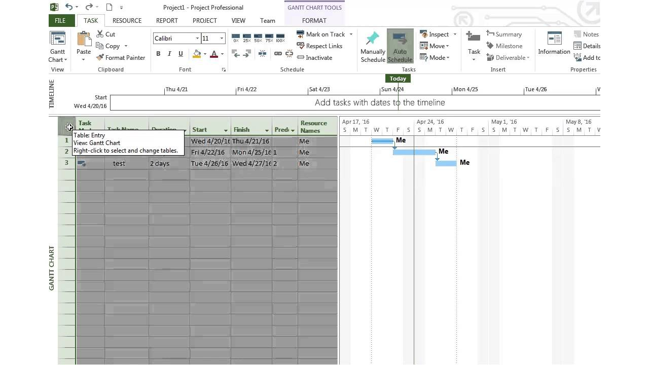 Tracking progress using microsoft project youtube tracking progress using microsoft project nvjuhfo Image collections