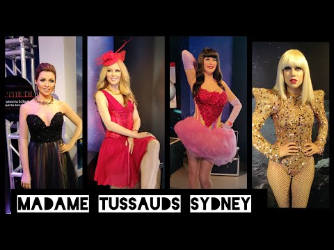 Inside Madame Tussauds Sydney Australia | Walkthrough Of Museum | Best Wax Museum In The World