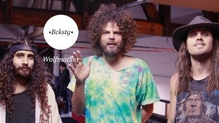 Bckstg con Wolfmother