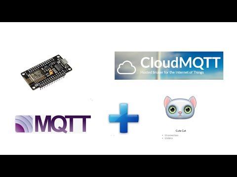 SINAPTEC: Tutorial #11 ESP8266 (Parte1) - MQTT + CloudMQTT
