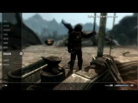 Skyrim Mod Spotlights - Skyrim Mod Spotlight: Dragon Bone Weapons