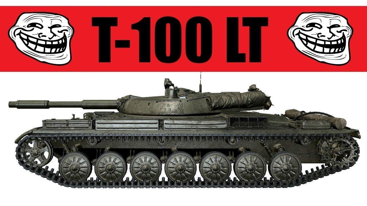 Fajowe bitwy #27 Tym LT nie umiem grać – T100LT