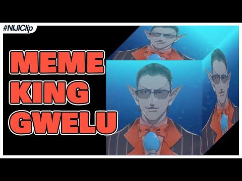 Gwelu Os Gar The Meme King (VTuber/NIJISANJI Moments) (Eng Sub)