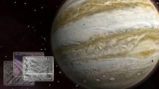 Jupiter 3D Space Survey Screensaver