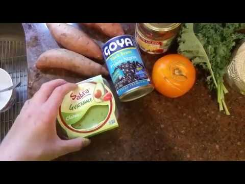 Eczema-Free Recipe // Sweet Potato Tacos