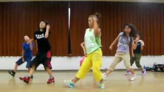 Boom Boom Pow / Black Eyed Peas (Choreo by DANTE7)