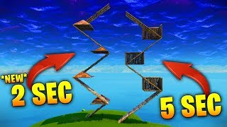 *NEW* WAY TO TAKE HIGHGROUND? Fortnite Funny Fails and WTF Moments! #46