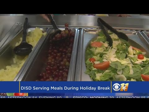 Several Dallas ISD Schools Open During Thanksgiving Break To Serve Breakfast & Lunch