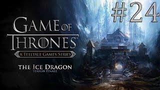 Game Of Thrones - Gameplay ITA - Walkthrough #24 - Episodio 6 - Scontro con i non morti