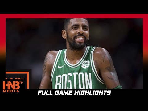 Boston Celtics vs Orlando Magic Full Game Highlights / Week 3 / 2017 NBA Season