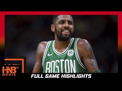 Boston Celtics vs Orlando Magic Full Game Highlights / Week 3 / 2017 NBA Season