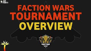 War Robots - Factiion Wars There Can Be Only One! + Arena Tips And Tricks