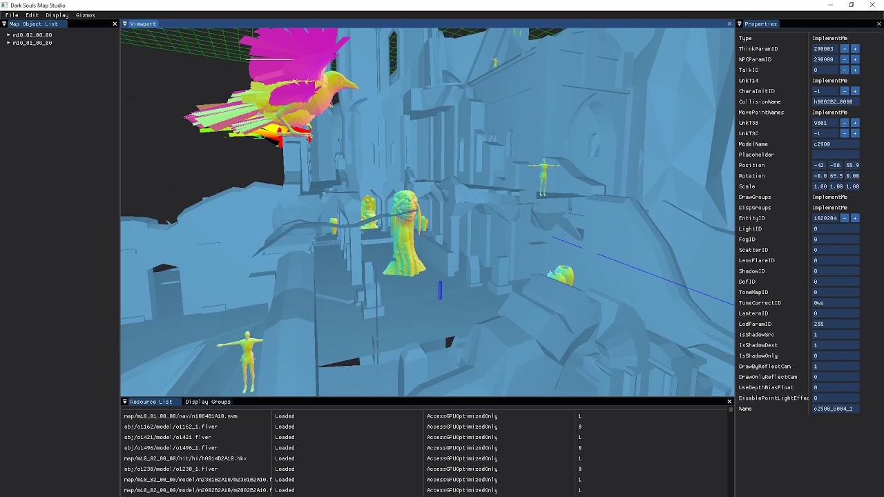 Dark Souls Map Editor - DS1 Map Editing!