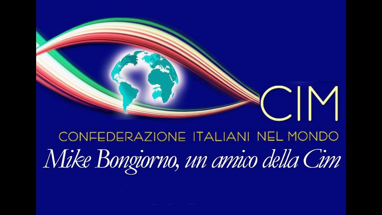 Mike Bongiorno, un amico della Cim