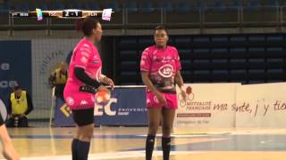 Rediffusion handball Toulon Saint Cyr/Fleury