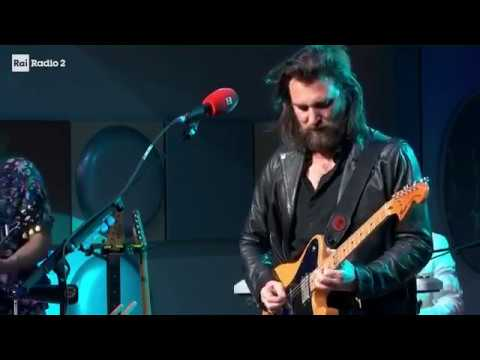 Nic Cester & Milano Elettrica full concert @ Radio2 (& interviews)