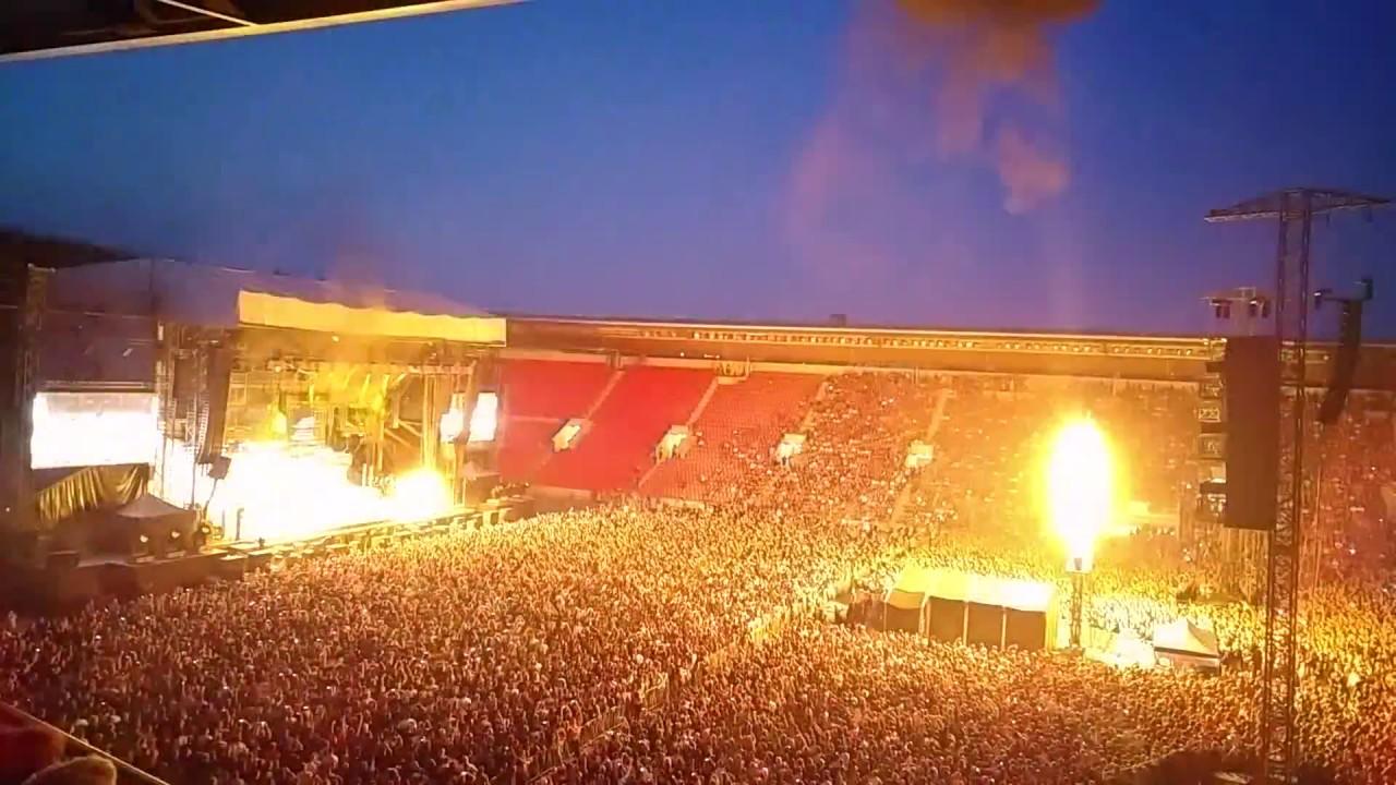 Prag rammstein tickets in RAMMSTEIN concert