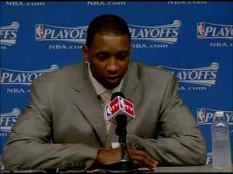 Tracy McGrady interview - YouTube