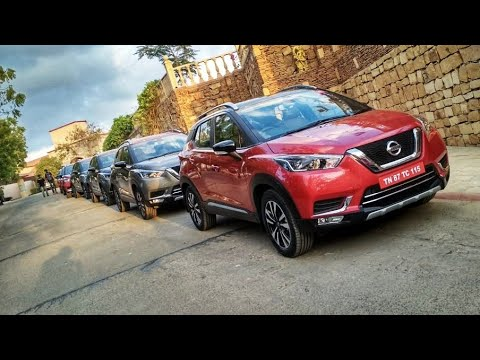 Nissan Kicks India Interiors Revealed Detailed Walkaround Review