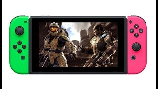 Xbox Games Coming To Nintendo Switch