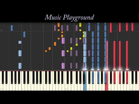 126 {IMPOSSIBLE} Tori Kelly - Dear No One - Piano - Full (Synthesia)