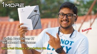1MORE Stylish Dual Dynamic Driver BT In Ear Headphones Review | FIRST TO UNBOX in INDIA !!