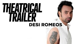 Babbu Maan - Desi Romeos - [Theatrical Trailer] - 2012-  Latest Punjabi Movie