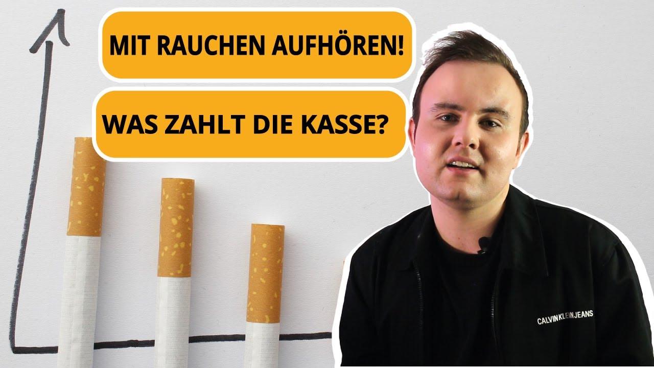 Mit dem Rauchen aufhören: Welche Massnahmen bezahlt die Krankenkasse?