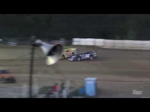 Moler Raceway Park   7.24.15   Buckeye Late Model Dirt Week   Dash