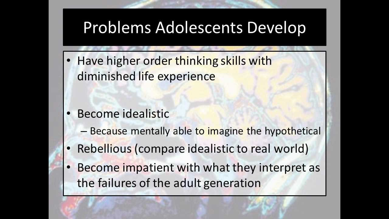 Image result for cognitive development in adolescence