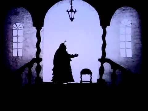 Cinderella[Aschenputtel]Lotte Reiniger(1922)w/soundtrack(Compagnia d'Arte Drummatica)2011.flv