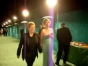 Cynthia Nixon & Escort