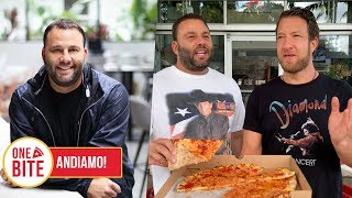 Barstool Pizza Review - Andiamo! Brick Oven Pizza (Miami, FL) With Special Guest Dave Grutman thumbnail