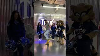 Walker Hayes — Fancy Like TikTok Dance Tutorial (Ft. the TN Titans Cheerleaders)