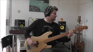 Crazy Train - Bass Cover