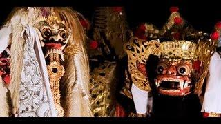 Sangat Hebat Tari Barong Bali dalam Kisah Calonarang yang Legendaris