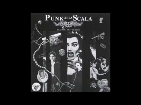 Punk at La Scala - VVAA Milano 1978-1981