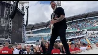 Bokassa - Five Finger Fuckhead [Live] - 7.9.2019 - Ullevi Stadium - Gothenburg, Sweden