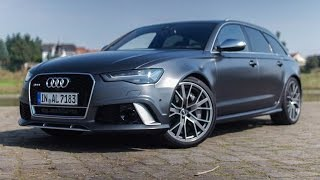 2016 Audi RS6 Avant Performance Test Drive | Review | Fahrbericht (Deutsch/German) ///Lets Drive///