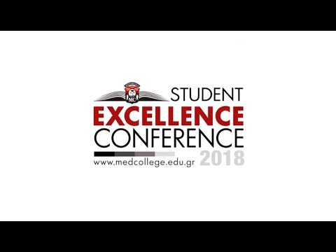 Student Excellence Conference 2018- Official Video