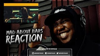 (CGM) ZK x Digga x Sav'O - Mad About Bars PT.2 w/ Kenny Allstar (Special) (REACTION)